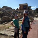 Knossos on Crete